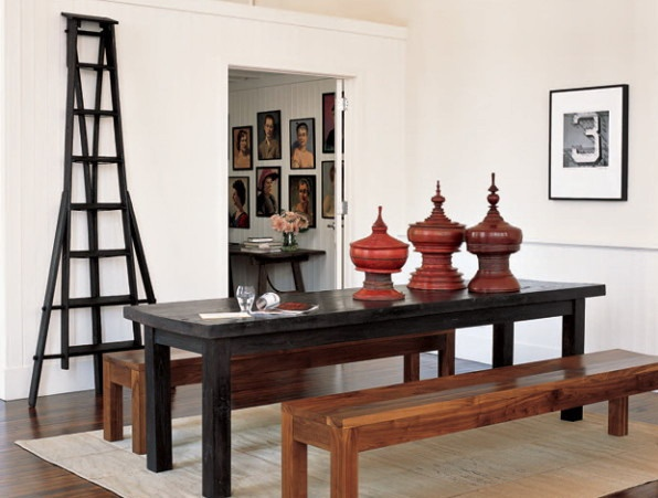 Asian style dining room home design pinterest for Asian themed dining room ideas
