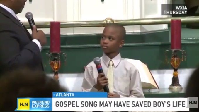 Willie myrick kidnapped sings gospel song until abductor frees him
