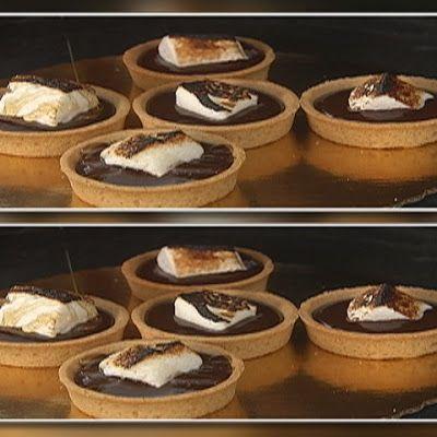 Indoor S'mores | Candies & Dessert | Pinterest