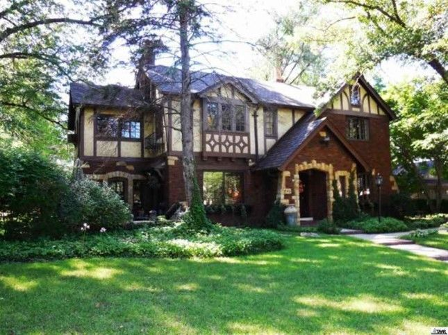 1929 Tudor Topeka Ks Homes Pinterest