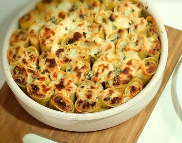Paccheri ricette italiane pinterest for Ricette italiane primi piatti