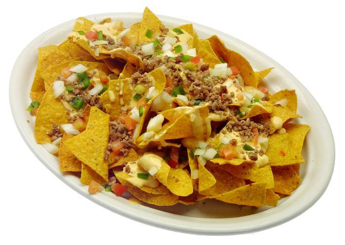 Layered Nachos | Recipes | Pinterest
