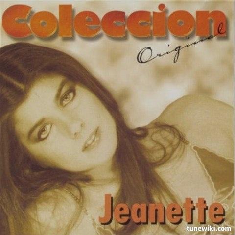 Jeanette Porque Te Vas
