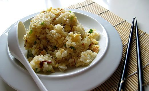 Quick Fried Rice | SIDE DISHES | Pinterest