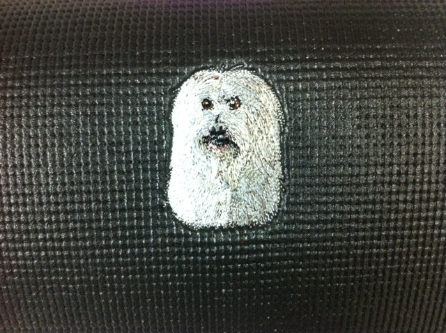 Avery Dog Mat