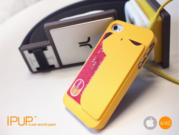The most useful cute and clever iPhone case design I'v seen by far!