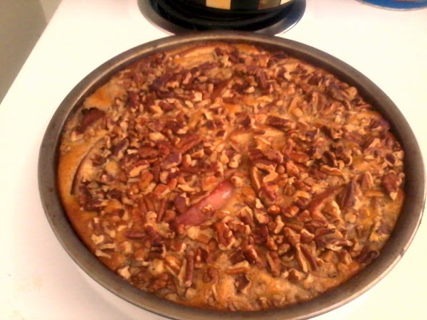 Apple Pecan Cobbler! 3.33 stars, 3 reviews. it was good but needs more ...