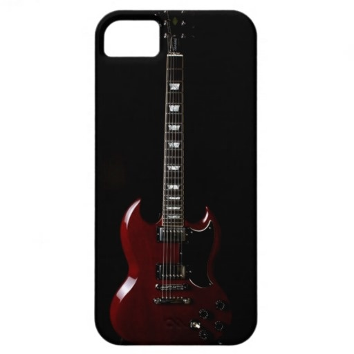 Gibson SG iPhone Case iPhone 5 Cases