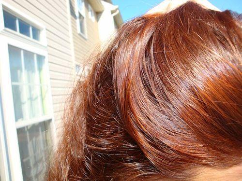 Henna cover gray hair