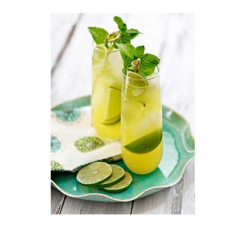 pineapple limeade cooler | Weddings | Pinterest