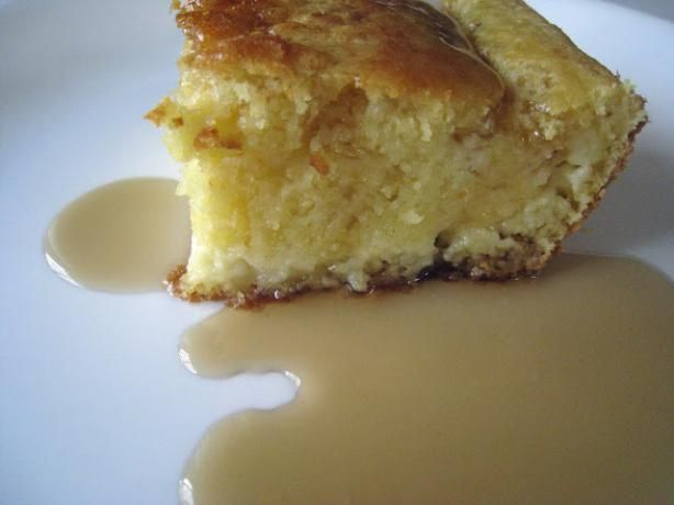 ... Cornbread *Note: She preferred honey on it more than maple syrup
