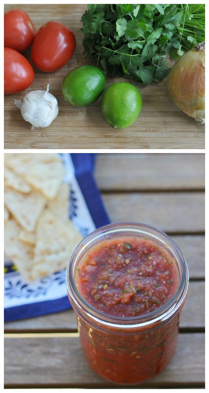 fashion jewelry for everyone Simple Homemade Salsa  Recipe