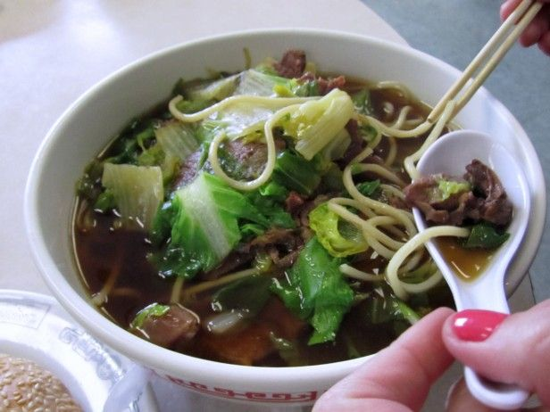 Ching's Classic Beef Noodle Soup | Recipe