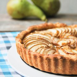 Pears and brie pie | Delicious Inspiration | Pinterest