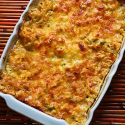 ... Recipe for Turkey (or chicken) Lasagna with Sage and Three Cheeses