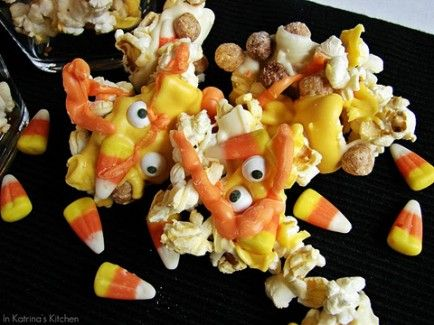 15 Halloween Popcorn Recipes: Snack Mixes So Delicious, It's Scary