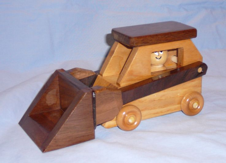 More About making wooden toy trucks