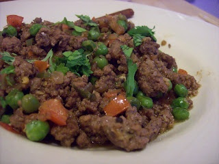 Mutter Kheema or Ground Lamb with Peas | Middle Eastern | Pinterest