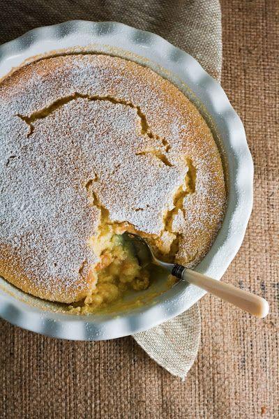 Meyer Lemon Pudding Cake | Food-Desserts/Sweets | Pinterest