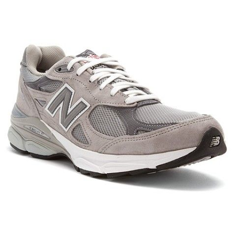 Mens New Balance Shoes M990v3 Grey