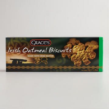 Grace's Irish Oatmeal Biscuits | All things Irish | Pinterest