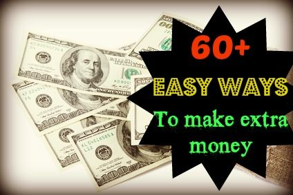 Easy Ways to Make Extra Money