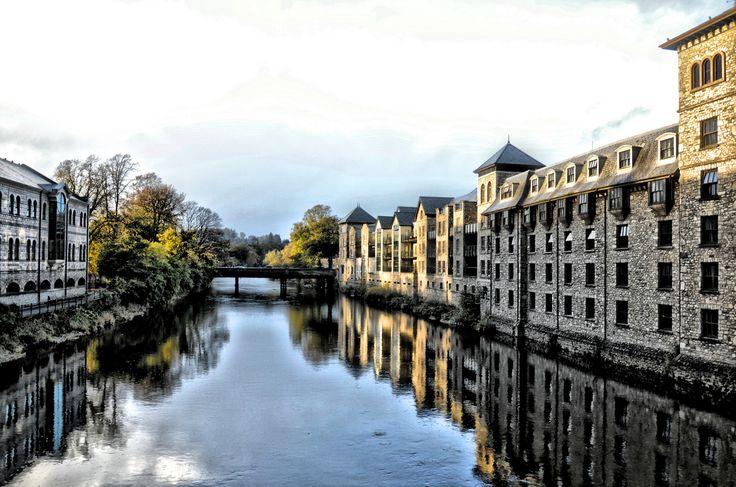 River Kent Kendal   Cumbria   Pinterest