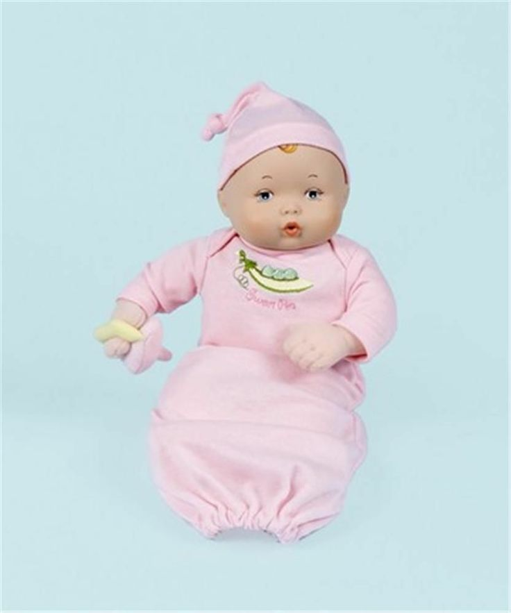 madame alexander my first baby sweet pea 12quot baby doll