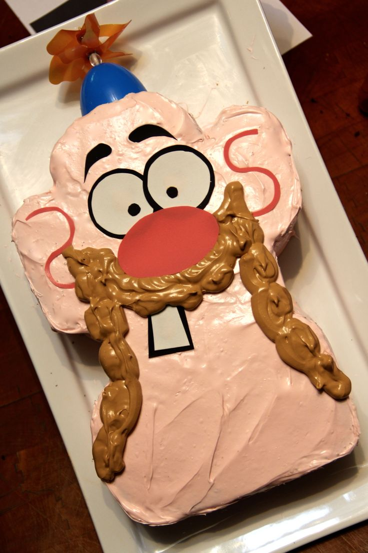 Images Of Birthday Cake For Uncle : Uncle Grandpa Cake dallas birthday Pinterest