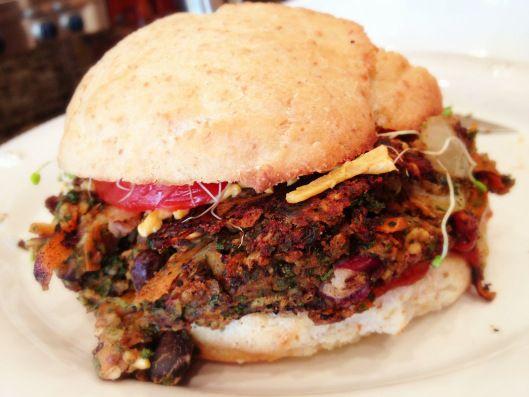 Homemade Veggie Burgers Recipes — Dishmaps