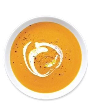 Spiced Carrot Soup recipe: Finish this superb meal-in-a-bowl with a ...