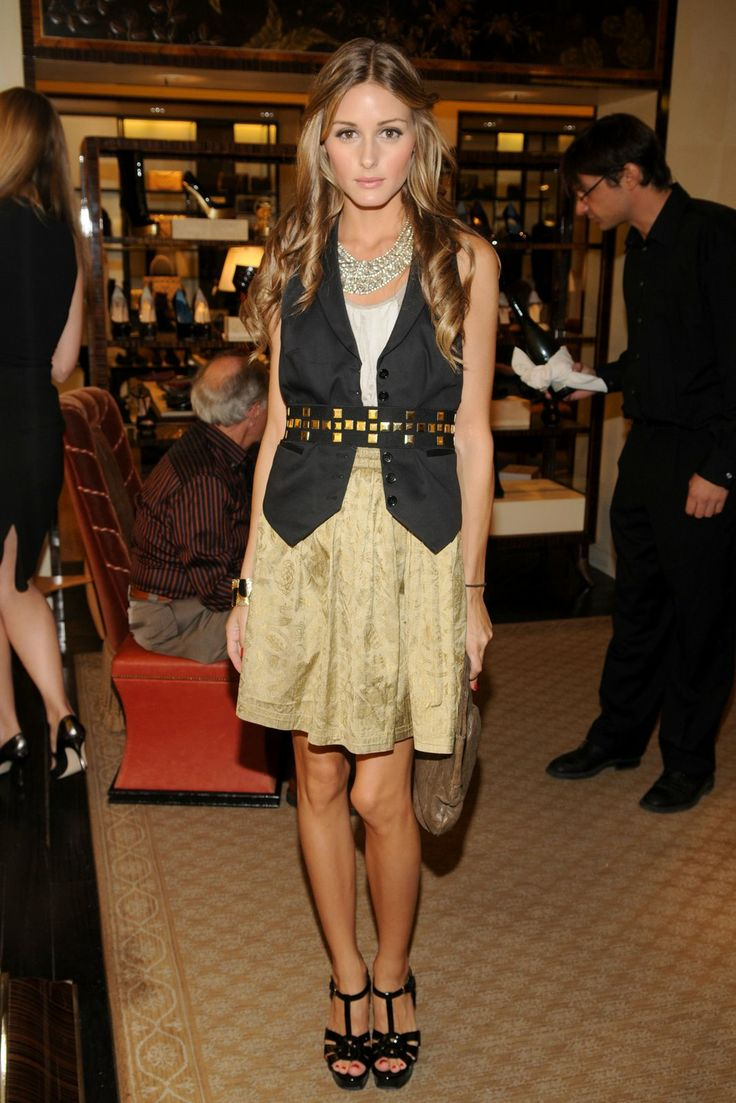 Style inspiration...Olivia Palermo