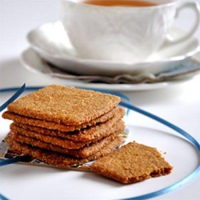 Oat Shortbread Cookies | 1. Dessert * Cookies & Bars | Pinterest