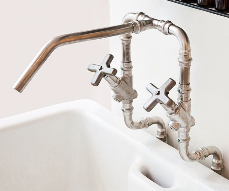 vintage faucet Farmhouse sinks & Faucets