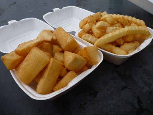 Old Bay Fries Recipe — Dishmaps