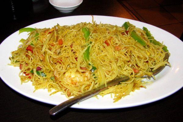 Singapore Noodles | Food & Drinks | Pinterest