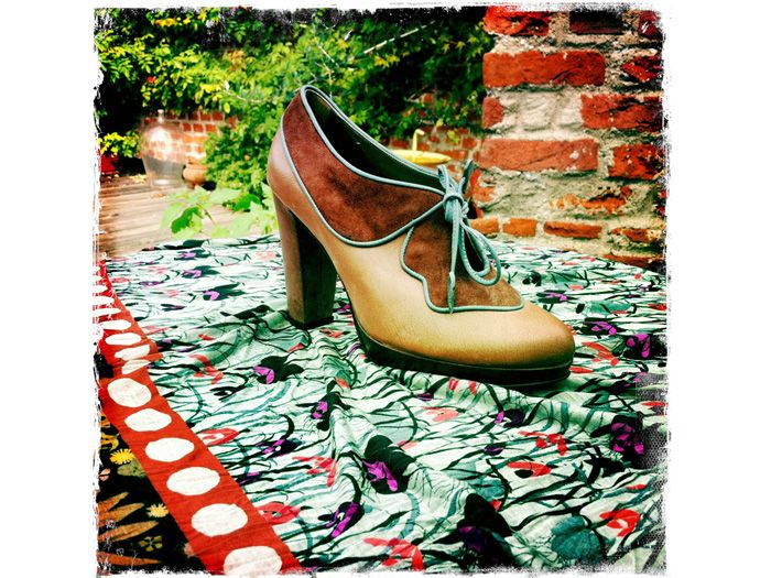 Monika Varga В» Shoes