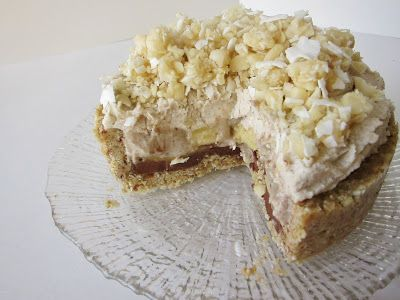 ... coconut macadamia crust plenty of sweet creamy filling and coconut
