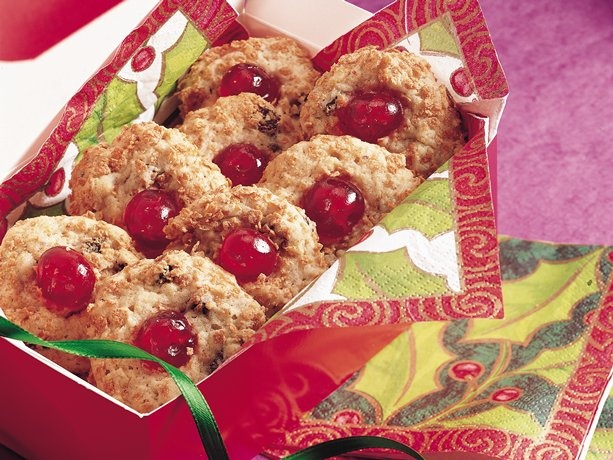 Cherry Blinks Cookies / In just one holiday cheery blink, these ...