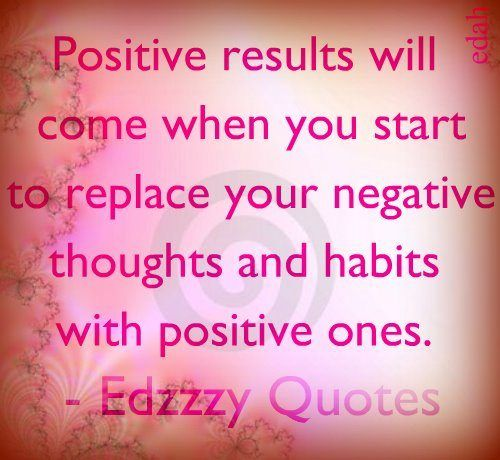 positive result will come quote pinterest