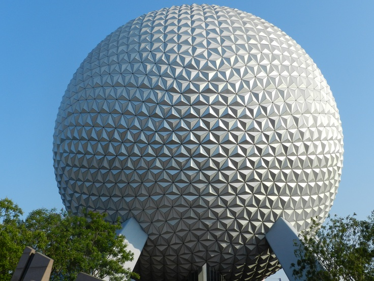 Spaceship Earth at Epcot. www.magicalpartnerstravel.com #Disney # ...