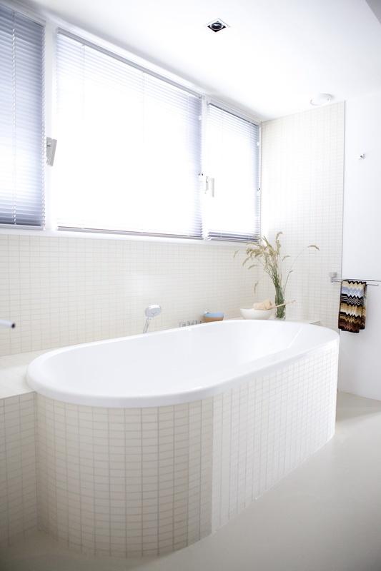 Travertin In De Badkamer ~ badkamer 1e verdieping, tegels winckelmans, gietvloer, missoni