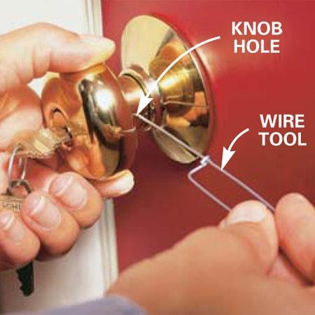 How To Rekey A Door Lock