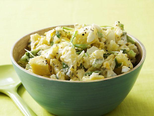 Classic Potato Salad Recipe : Aaron McCargo Jr. : Food Network ...