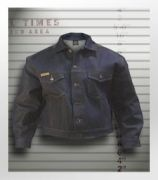 Prison Blues clothing Made by inmates at the Eastern Oregon