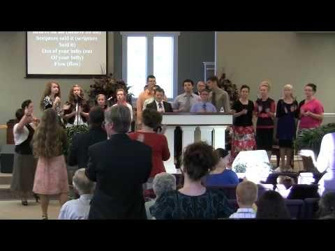 pentecostal church music