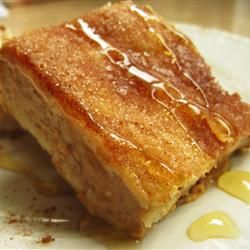 Sopapilla Cheesecake Dessert | Satisfying the Sweet Tooth | Pinterest