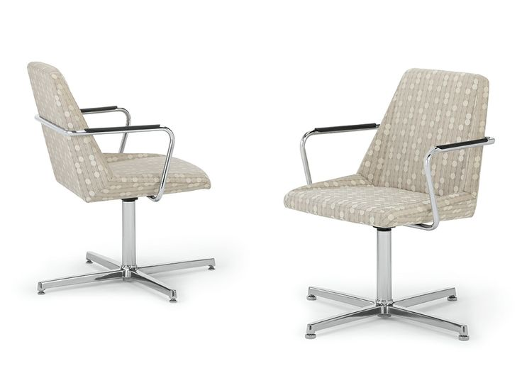 Nios Guest Chair Swivel Base | NeoCon 2014 Product Collections | Pint ...