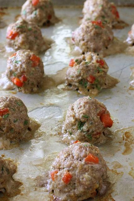 greek turkey meatball sandwich recipe my friend made those and they ...