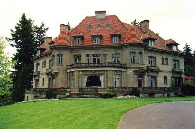 Pittock Mansion Portland Oregon House Hunting Pinterest